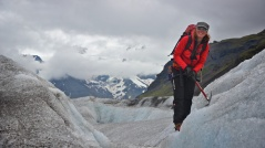 Glacier guiding in Iceland