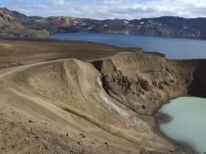 Askja krater
