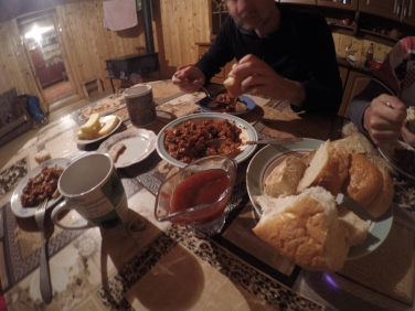 Gruzinci su pohostinni ludia s vybornou kuchynou pre kazdeho